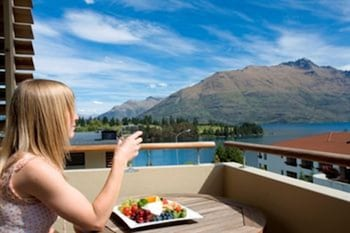 Foto di Garden Court Suites And Apartments a Queenstown