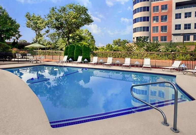 Fairfield Inn by Marriott Boston Woburn-Burlington, Woburn, Outdoor Pool