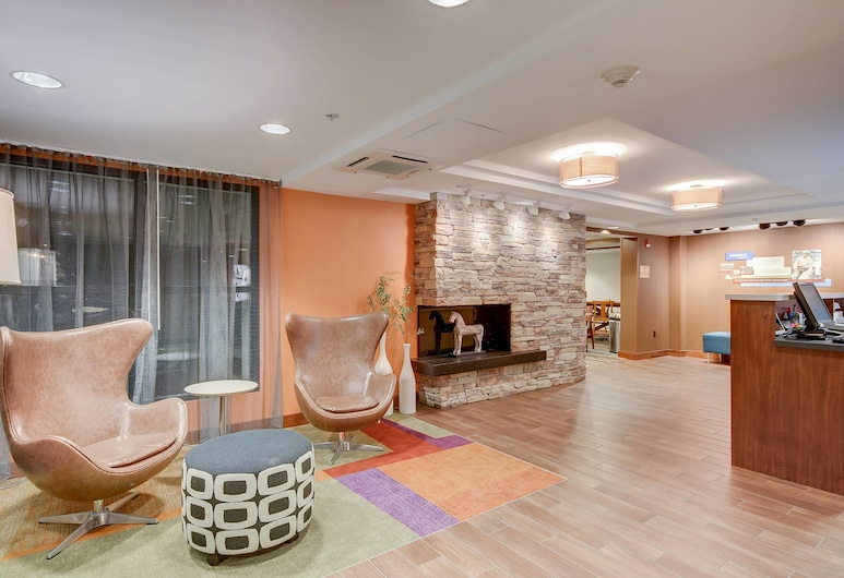 Fairfield Inn by Marriott Boston Woburn-Burlington, Woburn