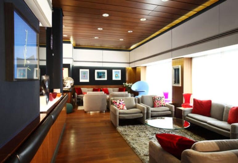 Hotel Mediolanum, Milaan, Lobby lounge