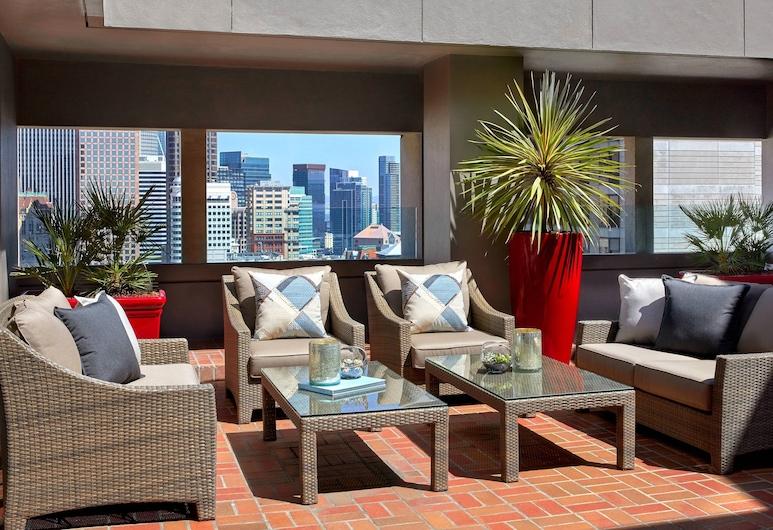 JW Marriott San Francisco Union Square, San Francisco, Terrace/Patio