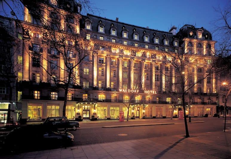 The Waldorf Hilton, London, London, Exterior