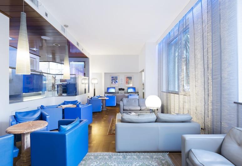c-hotels Atlantic, Milan, Lobby Lounge