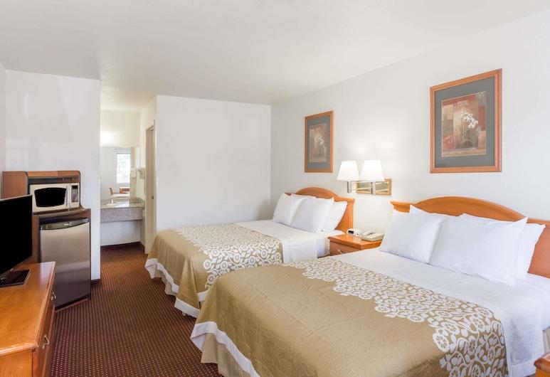 Days Inn by Wyndham Willcox, ווילקוקס, חדר, 2 מיטות קווין, ללא עישון, חדר אורחים