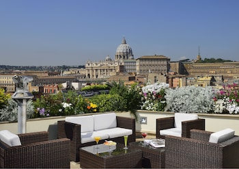Foto van Atlante Star Hotel in Rome