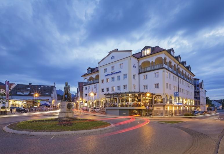 Luitpoldpark-Hotel, Füssen, Terraza o patio