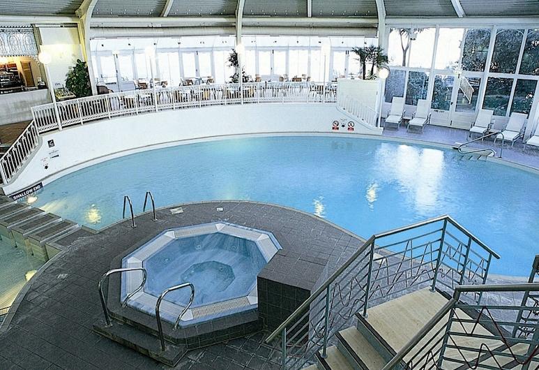 Royal Bath Hotel & Spa Bournemouth, Bournemouth, Unutarnji bazen