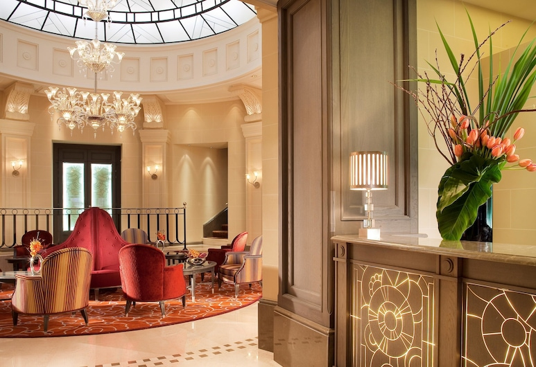 Hôtel Château Frontenac, Parijs, Lobby