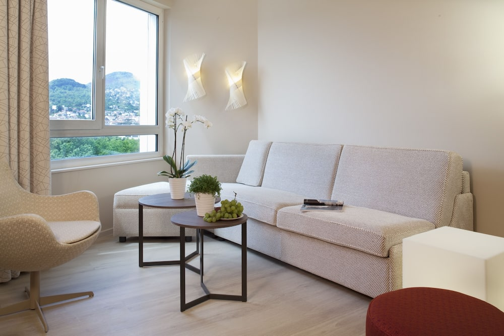 Family Room, 1 Double Bed with Sofa bed - Living Area