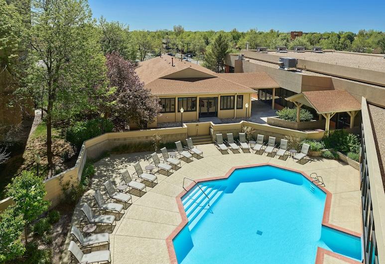 Fort Collins Marriott, Fort Collins, Standardzimmer, 1King-Bett, Nichtraucher, Terrasse/Patio