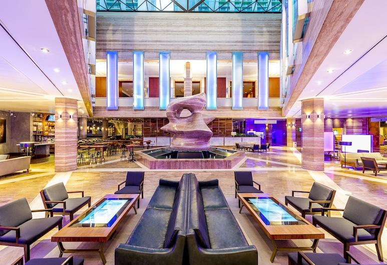 InterContinental Miami, Miami, Sittområde i lobbyn