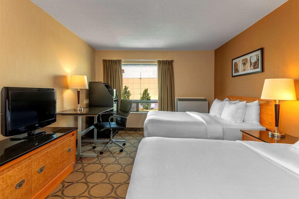 Comfort Care, Standard Room, 2 Double Beds, Non Smoking, Ground Floor - Guest Room