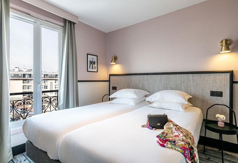오텔 아트 갸르 듀 노르, 파리, 룸, 침실 2개, 객실