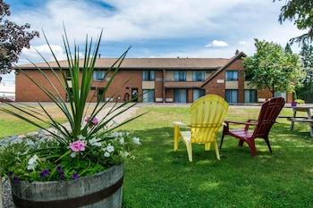Fotografia hotela (Comfort Inn) v meste Muskoka