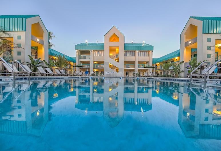 Best Western Seaway Inn, Gulfport, Alberca