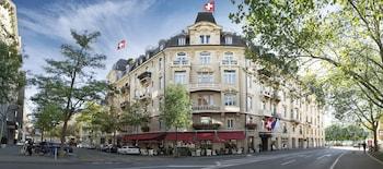 Фото Small Luxury Hotel Ambassador Zürich в в Цюрихе