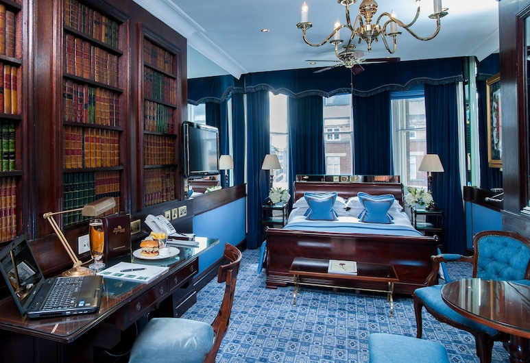 The Chesterfield Mayfair, London, Superior Room, 1 King Bed, Guest Room
