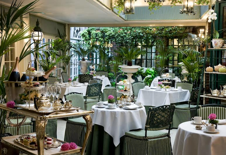 The Chesterfield Mayfair, London, Gastronomie