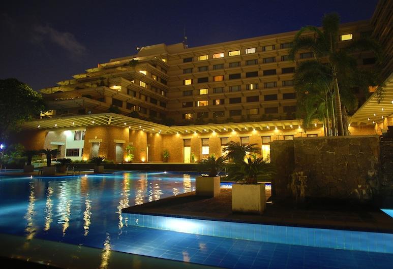 Cinnamon Lakeside Colombo, Colombo, Venkovní bazén