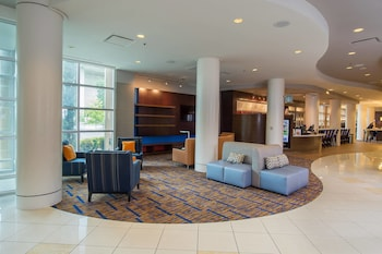 תמונה של Courtyard by Marriott Columbia Downtown at USC בקולומביה