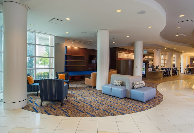 Courtyard by Marriott Columbia Downtown at USC, Columbia, Lobby