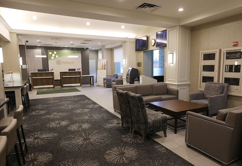 Holiday Inn O'Hare, Chicago, Hotel belső tere