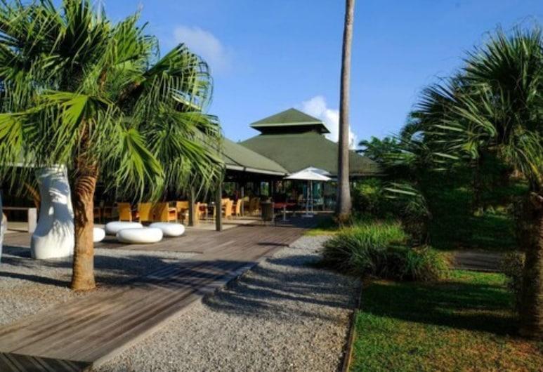 Grand Hotel Montabo, Cayenne, Teras/Veranda