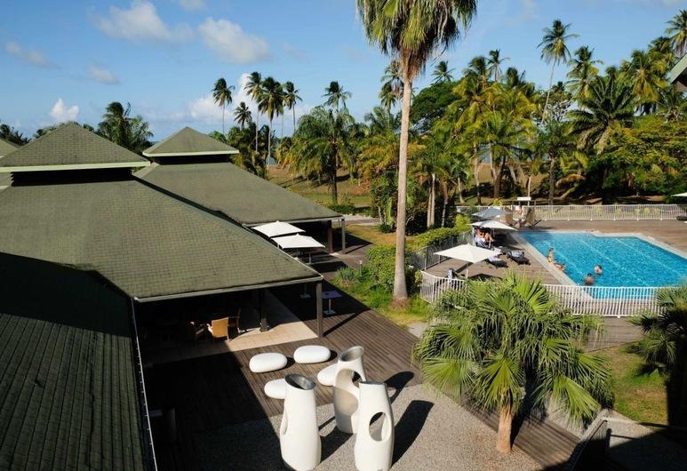 Grand Hotel Montabo, Cayenne, Extérieur