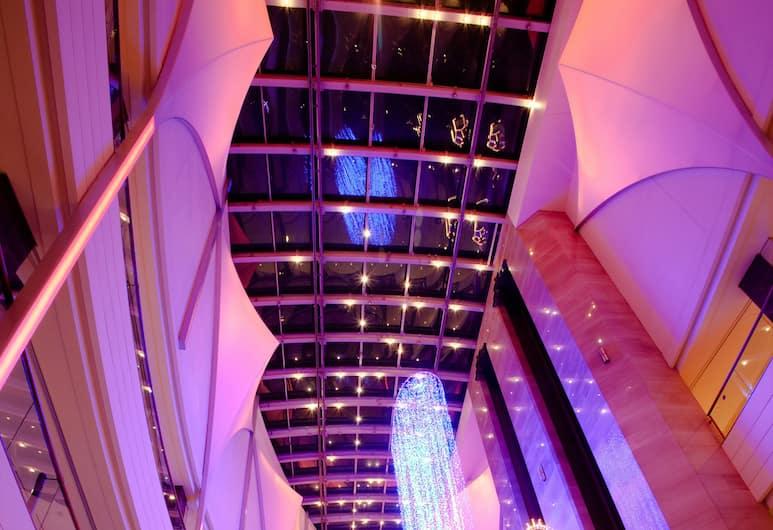 Lotte Hotel World, Seoul, Lobby