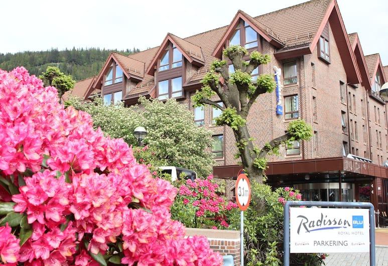 Radisson Blu Royal Hotel, Bergen, Bergen, Välisilme