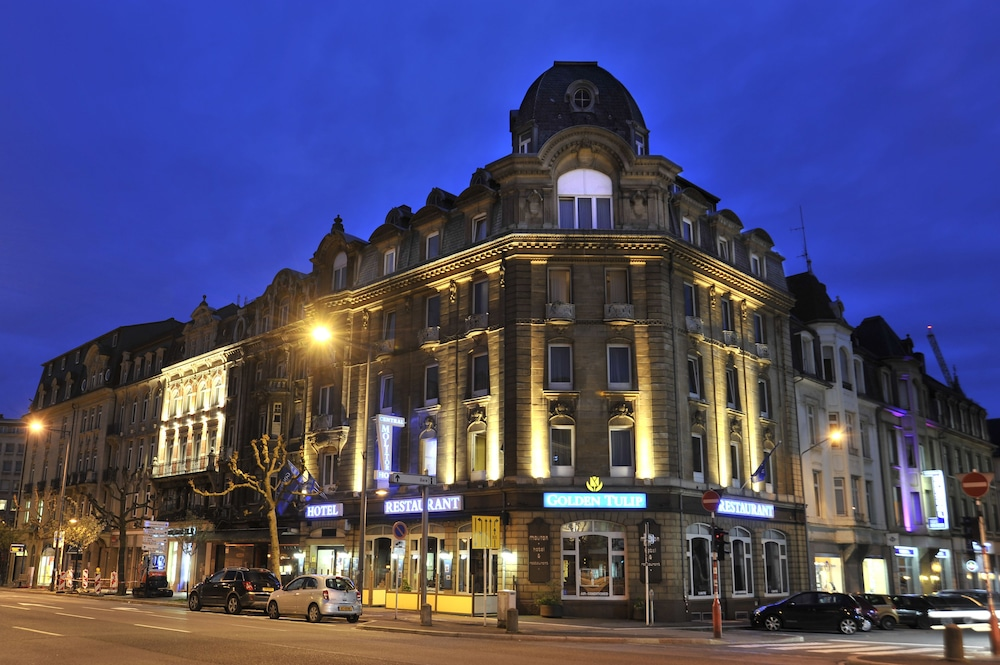 Hotel Central Molitor Luxembourg City