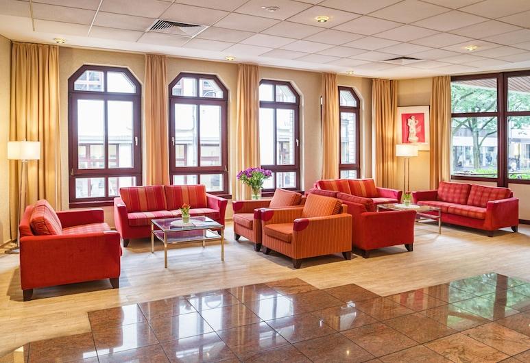 Golden Tulip Bielefeld City, Bielefeld, Lobby