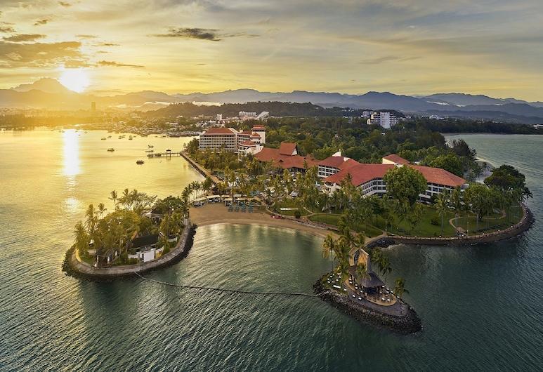 Shangri La's Tanjung Aru Resort and Spa, Kota Kinabalu