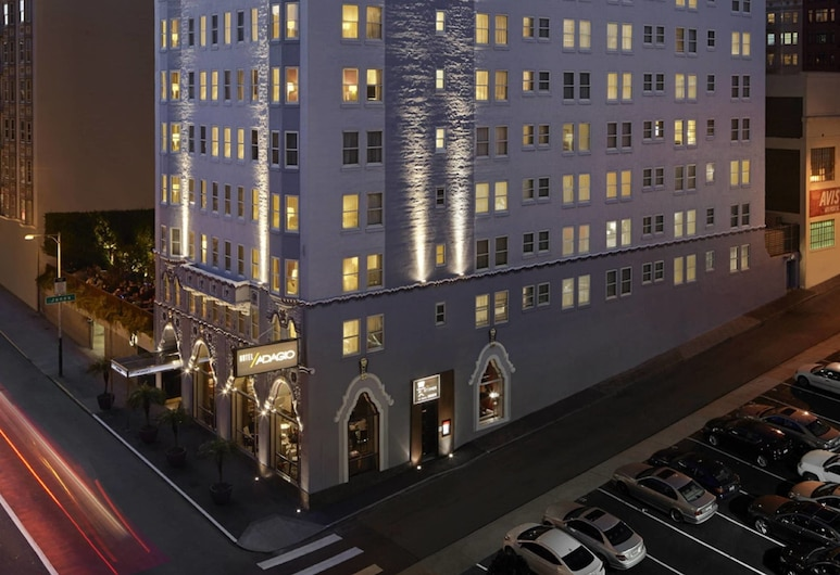 Hotel Adagio, Autograph Collection, San Francisco, Exteriér