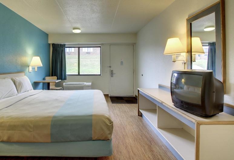 Motel 6 Cedar Rapids, IA, Cedar Rapids, Standardzimmer, 1King-Bett, Nichtraucher, Zimmer
