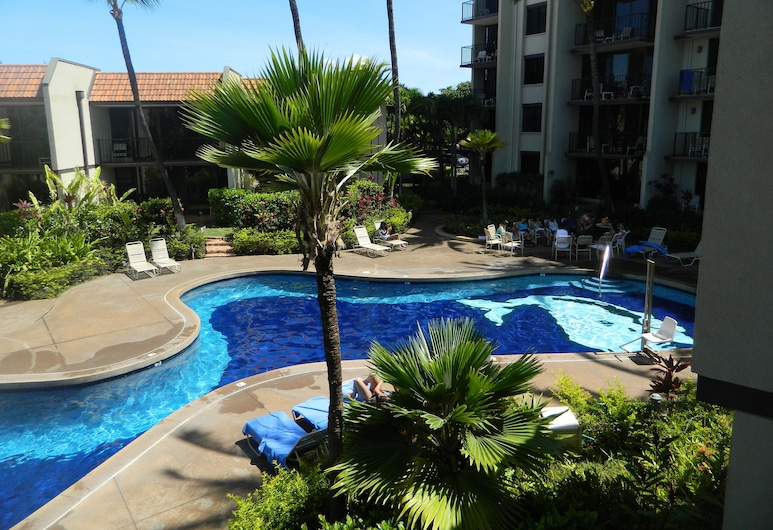 Maui Beach Vacation Club, קיהיי, בריכה