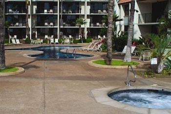 Kihei bölgesindeki Maui Beach Vacation Club resmi
