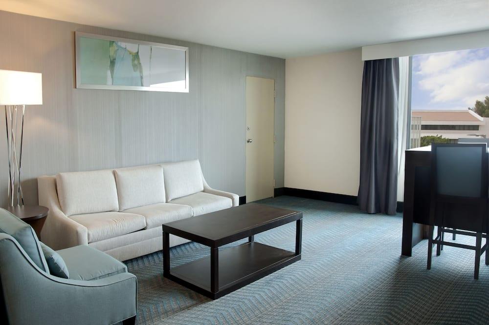 Suite junior, 1 cama King size, para no fumadores - Habitación