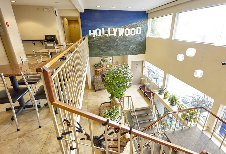 Hollywood Orchid Suites, Λος Άντζελες, Σκάλα