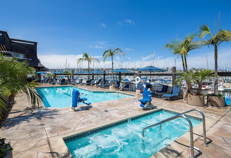 Bay Club Hotel & Marina, San Diego, Spa