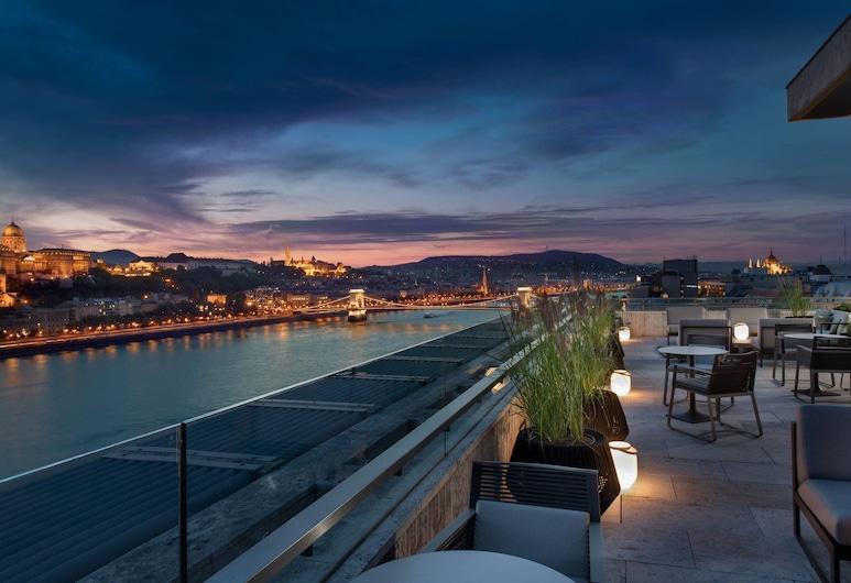 Budapest Marriott Hotel, Budimpešta, Club soba, 1 bračni krevet, za nepušače, Hotelski bar