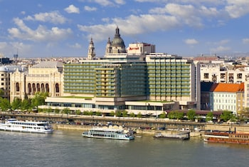 Budapeszt — zdjęcie hotelu Budapest Marriott Hotel