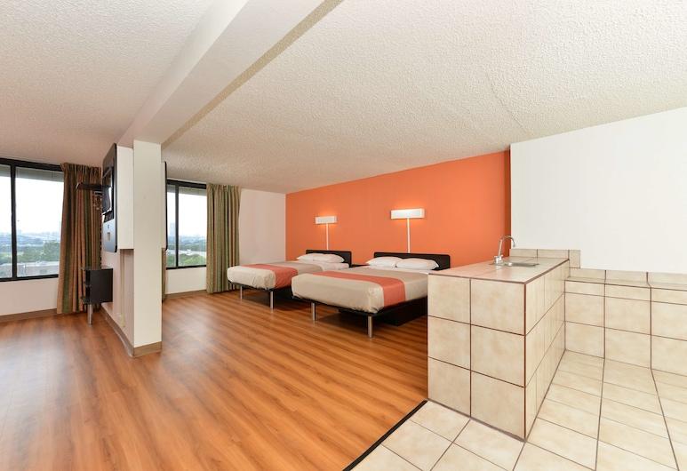 모텔 6 포트 워스, 텍사스 - 다운타운 이스트, 포트워스, 객실
