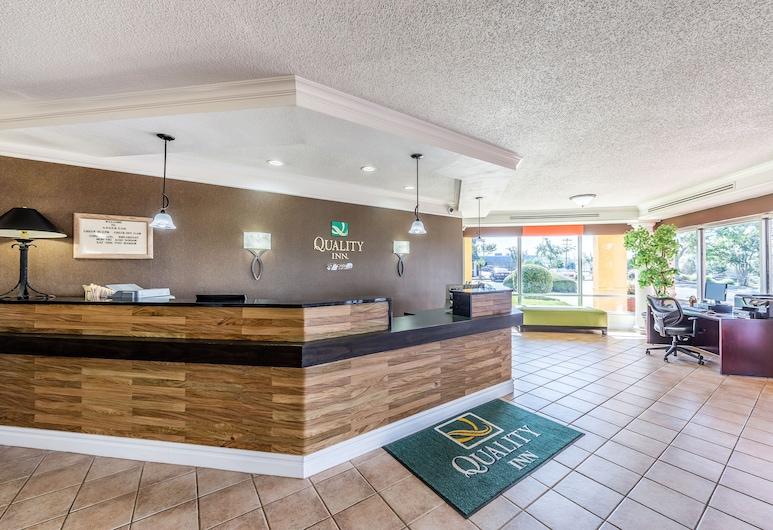 Quality Inn Clemson near University, Anderson, Recepcja