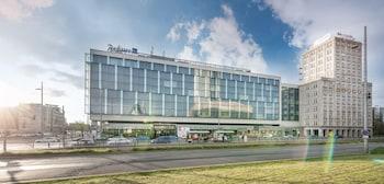Bild vom Radisson Blu Hotel, Leipzig in Leipzig