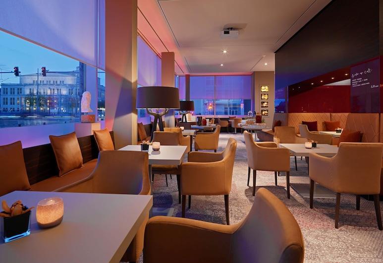 Radisson Blu Hotel, Leipzig, Leipzig, Hótelbar