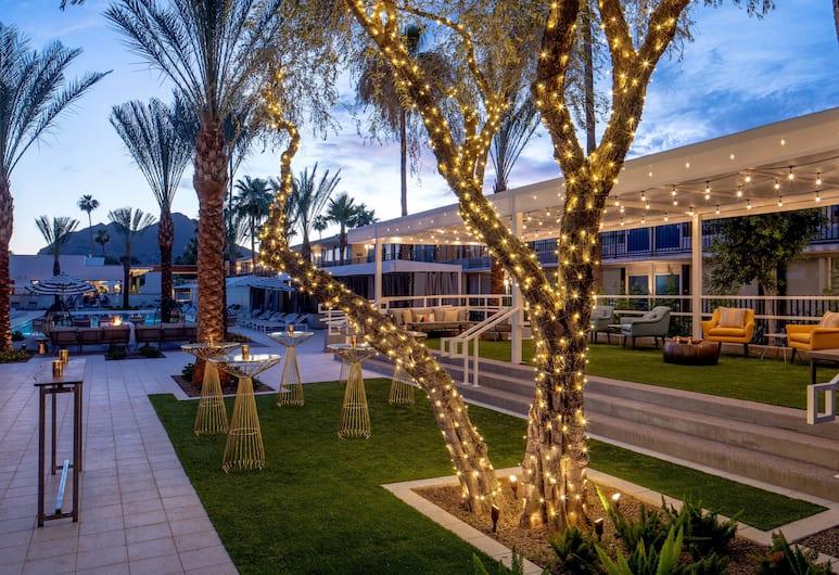 Hotel Adeline, Scottsdale, Área para banquetes (externa)