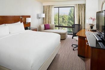 Pleasanton bölgesindeki Pleasanton Marriott resmi