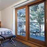 Zīmola numurs, 1 divguļamā karaļa gulta, balkons - Galvenais attēls