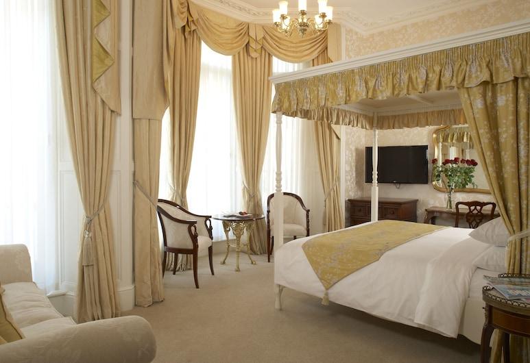 Park International Hotel, London, Guest Room